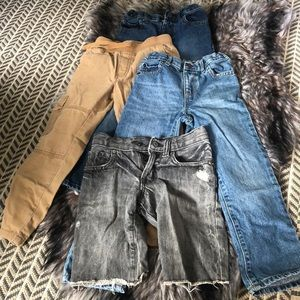 Other - 3 pairs of pants and 1 pair of shorts 5T